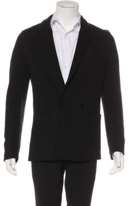 Viktor & Rolf Wool-Blend Knit Jacket