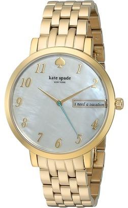 Kate Spade New York - Monterey - KSW1106 Watches $250 thestylecure.com
