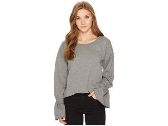 Kensie Cozy Fleece Sweatshirt KS0K3606 Women's Sweatshirt