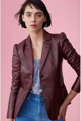 Rebecca Taylor Leather Jacket