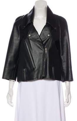 Maison Margiela Calf Leather Jacket