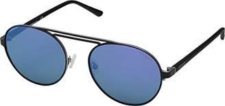 GUESS Women's Gu3028 Round Sunglasses