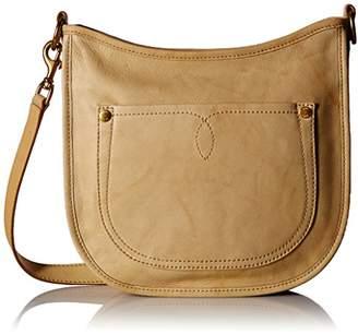Frye Campus Rivet Crossbody Leather Handbag