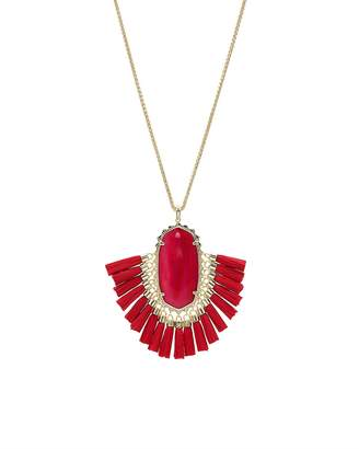 Kendra Scott Betsy Tassel Pendant Necklace, 32