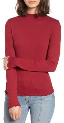 BP Slim Rib Long Sleeve Tee (Regular & Plus Size)