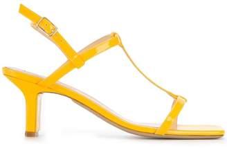 Fabio Rusconi heeled Siena sandals