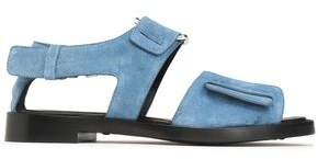 3.1 Phillip Lim Addis Cutout Suede Sandals