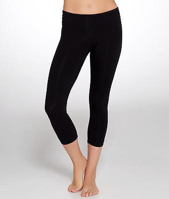 Calvin Klein Performance Side Shirred Cropped Leggings Activewear - Women's