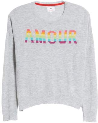 Sundry Amour Wool & Cashmere Sweater