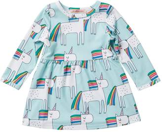 Paulinie Unicorn Dress (Baby Girls)