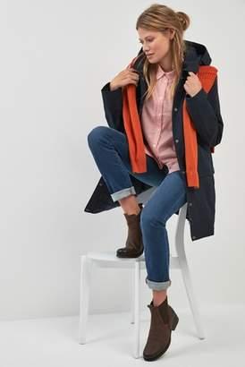 Next Womens Barbour Navy Waterproof Lightweight Undertow Jacket