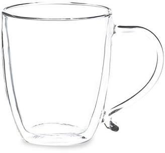 Grosche Cyprus Double Walled Glass Mug