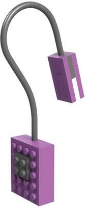 Building Block FI Block Light - Purple - The Book Light