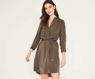 Oasis HALF PLACKET SHIRT DRESS