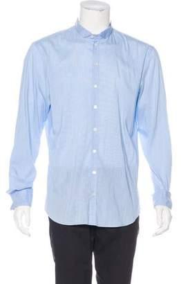 Armani Collezioni Striped Button-Up Shirt