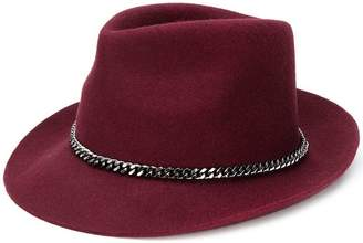 Stella McCartney Falabella chain trilby