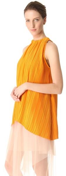 Vionnet Sleeveless Dress