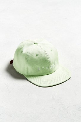 Stussy X UO Mint Baseball Hat $39 thestylecure.com