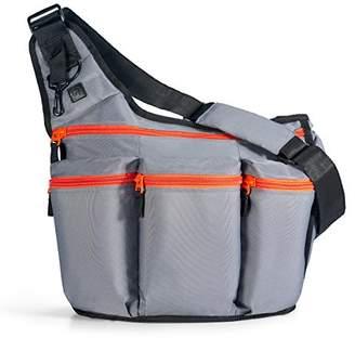 Diaper Dude Bag (Grey)