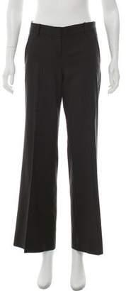 Theory Wool Pinstripe Pants