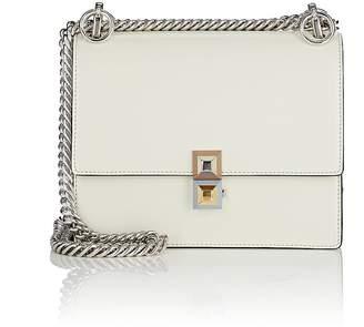Fendi Women's Kan I Mini Leather Shoulder Bag