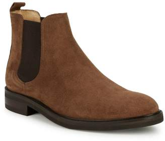 Saks Fifth Avenue Brickley Suede Chelsea Boots
