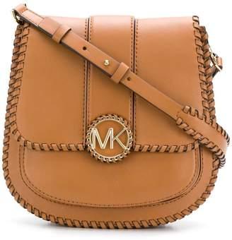 f50d188b3533 MICHAEL Michael Kors Brown Magnetic Closure Handbags - ShopStyle