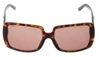 Burberry Studded Tortoiseshell Sunglasses