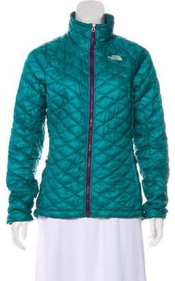 The North Face Casual Quilted Jacket