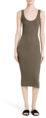 Women's Twenty Rib Tank Dress $128 thestylecure.com