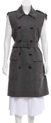 Stella McCartney Double-Breasted Wool Vest