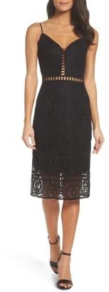 Women's Nsr Cotton Blend Sheath Dress $92 thestylecure.com