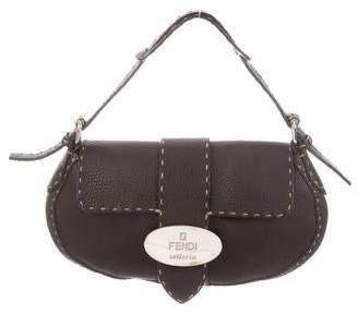 3d30e006e6b7 Fendi Selleria Shoulder - ShopStyle