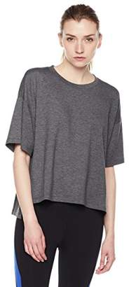 Goodsport Women's ( ) Soft Yoga Activewear Sweatshirt Top with Oversize Keyhole Opening at Back