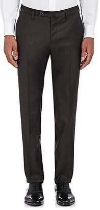 Pt01 Men's Wool Flannel Slim Trousers