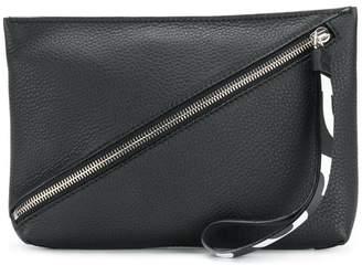 Proenza Schouler Pebbled Leather Zip Pouch