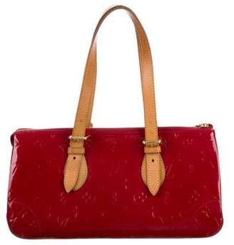 Louis Vuitton Vernis Rosewood Avenue Bag red Vernis Rosewood Avenue Bag