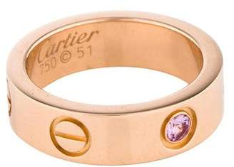 Cartier LOVE Ring