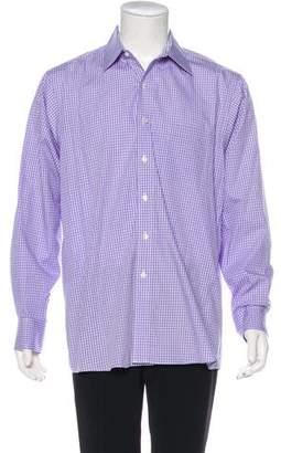 MICHAEL Michael Kors Woven Dress Shirt