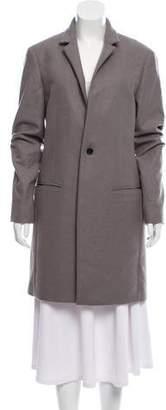 AllSaints Knee-Length Trench Coat