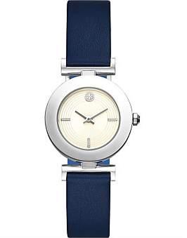 Tory Burch The Sawyer Silver-Tone Watch