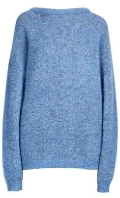 Acne Studios Boatneck Longline Sweater