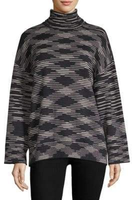 M Missoni Wool Turtleneck