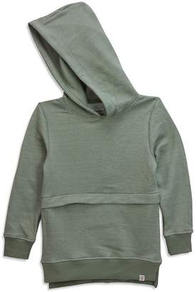 Sovereign Code Boys' Textured French Terry Hoodie