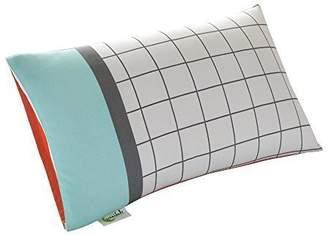 Greenbuds Organic Cotton Toddler Pillow Case - Bunny Stripe