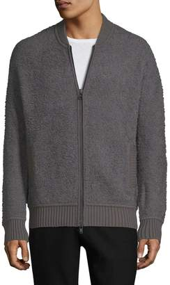 Vince Men's Wool-Blend Bomber Jacket