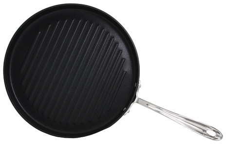 """All-Clad Hard Anodized Non-Stick 12"""" Round """"Grille"""""""