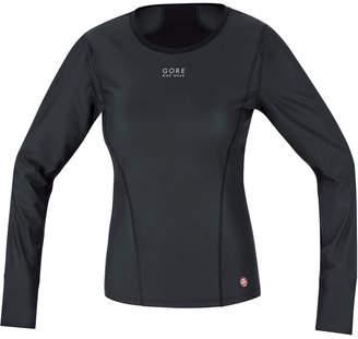 Gore Bike Wear Base Layer WindStopper Lady Thermo Shirt - Women's
