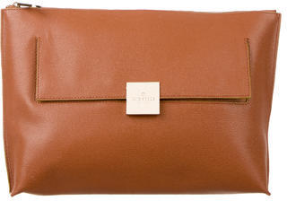 Kate SpadeKate Spade New York Textured Leather Clutch