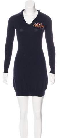 Ralph Lauren Wool Sweater Dress